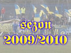 SEZON 2009/2010