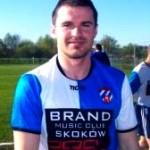Krzysztof Kasperski pierwszym nowym piłkarzem Stali
