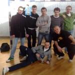III miejsce Stali w bełżyckim turnieju halowym