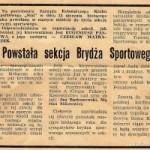 Minęło 35 lat od powstania Sekcji Brydża Sportowego w Poniatowej