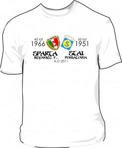 Jubileuszowa koszulka Stal Sparta