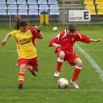 Pewna wygrana kobiecej drużyny w Garbowie
