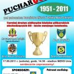 Turniej Oldbojów o Puchar 60-lecia w Nowej Sarzynie