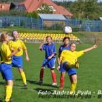 Spotkanie drużyny kobiecej Stali