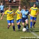 Porażka kobiecej drużyny Stali w Wilkowie