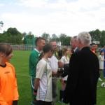 Mecz z AMSPN Hetman Zamość, czyli lider gra w Poniatowej