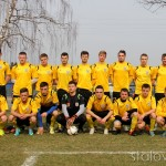 Kadra Stali Poniatowa na rundę wiosenną sezonu 2013/14