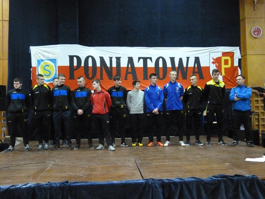 Prezentacja drużyn Stali Poniatowa